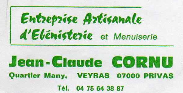 J C Cornu