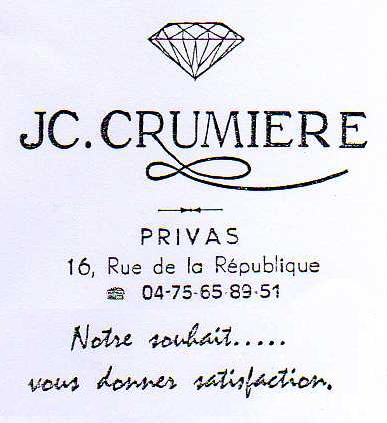 crumiere