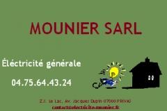 MOUNIER electricité