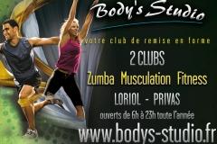 bodys'studio