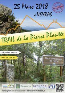 Trail Course Nature Ardèche Privas