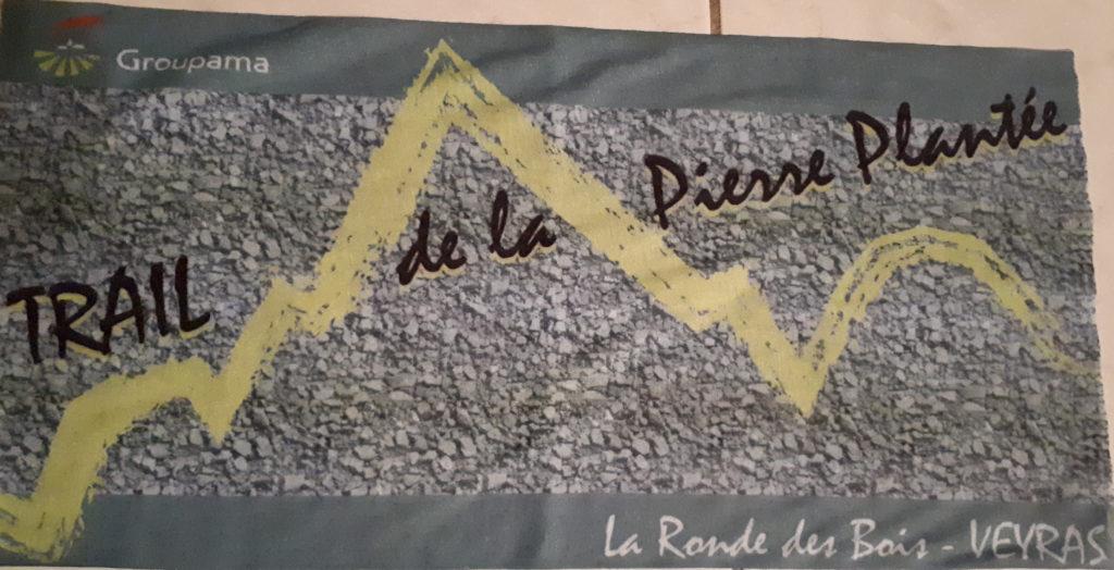 Tour de cou, cadeau, Trail, Ronde des Bois, Privas, Ardèche