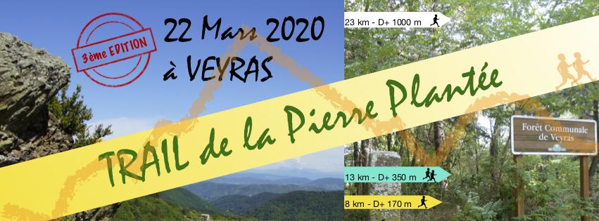 Trail de la Pierre Plantée – Organisé par la ronde des bois